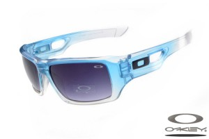 8fc73ba7f3d98 Quick View · Oakleys Eyepatch-2 sunglass   clear white and blue violet ...