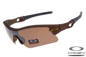 f17031f026 Quick View · Oakleys Radar Pitch sunglass   brown matte chocolate ...